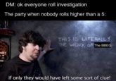 The Tale Of Slap Happy Jack Dungeons And Dragons Know Your Meme