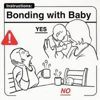 baby instructions 101 image gallery know your meme rh knowyourmeme com Safety First Walker Instruction Manual Funny Standards Manual