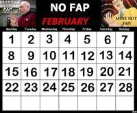 No Fap September / No Fap Months | Know Your Meme