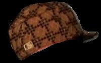 T-shirt cap headgear