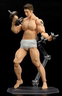 Billy Herrington bodybuilder bodybuilding muscle arm