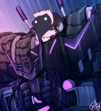 Transformers War For Cybertron Nigel Thornberry Purple Fictional Character Anime