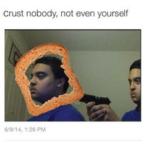 Trust Nobody Not Even Yourself Know Your Meme