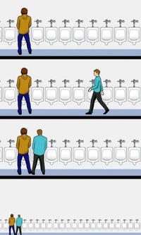Urinal Etiquette Image Gallery Sorted By Views List View Know