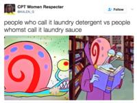 laundry sauce know your meme