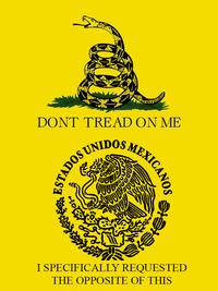 gadsden flag don t tread on me know your meme