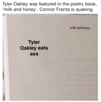 Milk And Honey Parodies Know Your Meme