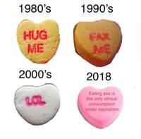 Rejected Candy Hearts: Image Gallery (List View) | Know Your Meme