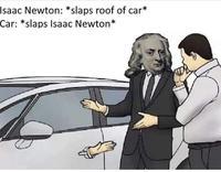 Car Salesman Meme Template Full Image Slaps Roof Of Car Know