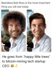 Bob Ross | Know Your Meme