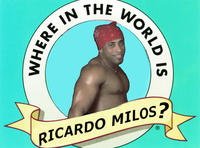 Ricardo Milos Danced Like A Butterfly Image Gallery List View