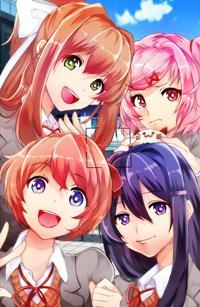 Doki Doki Literature Club | Know Your Meme