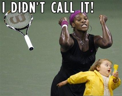tennis Chubby girl