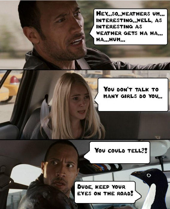 Image 21406 The Rock Driving Know Your Meme