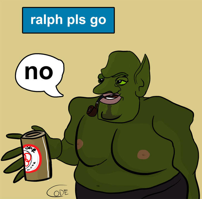 ralph pootawn know your meme