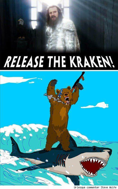 Image - 44305 | Release The Kraken! | Know Your Meme
