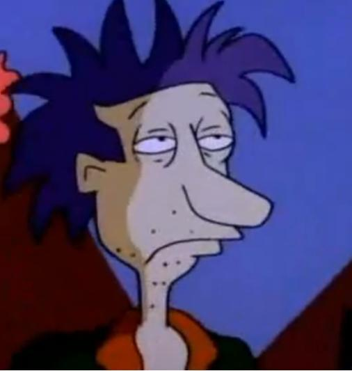Tired Stu Rugrats Know Your Meme