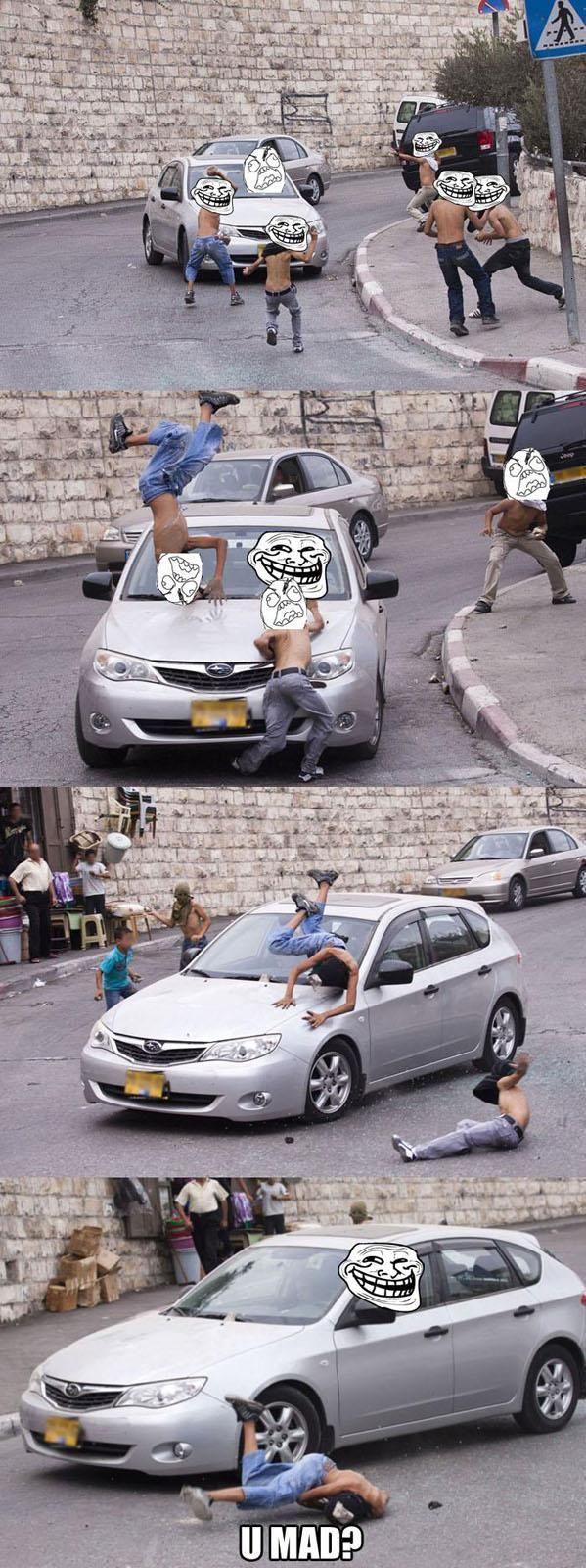 Image - 79491]   Subaru Run over   Know Your Meme