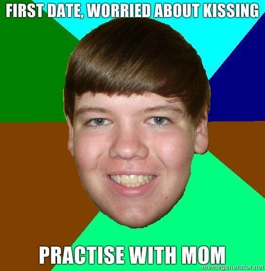 wat te doen bij het daten van een mamas Boy