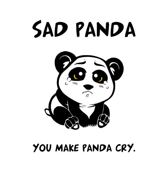 image 92706 sad panda know your meme