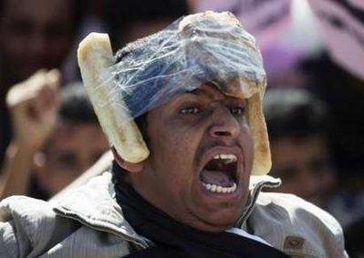 Bread Helmet Man  c3ca1a830