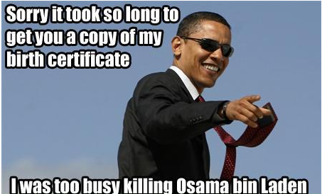 Barack Obama Know Your Meme
