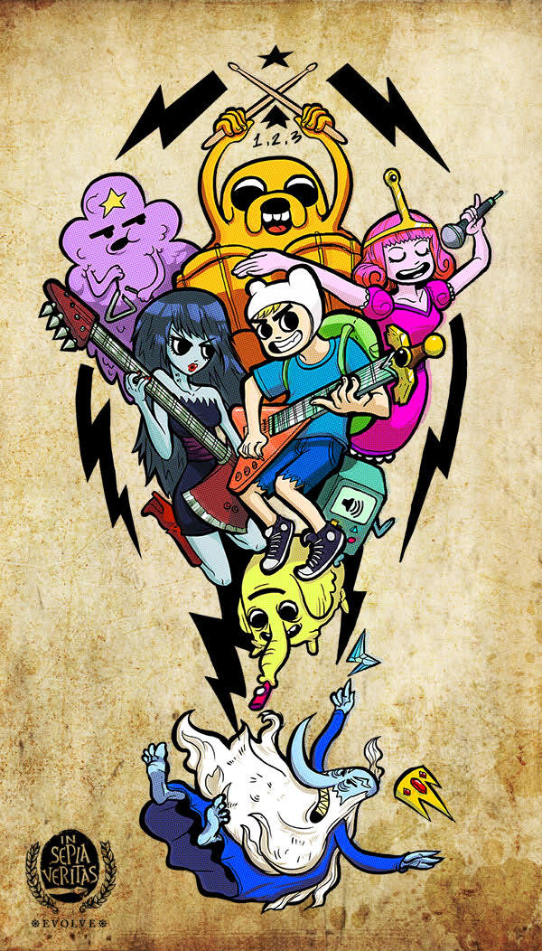9017a1ef63b6ed Finn the Human frs IN SE NERITAS Adventure Time  Explore the Dungeon  Because I Don t Know ...
