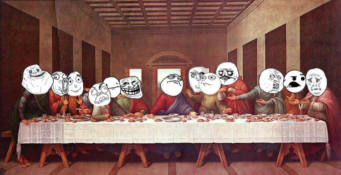 The Last Supper Santa Maria delle Grazie