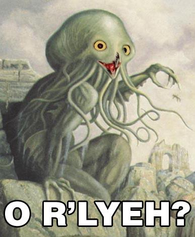 Cthulhu Know Your Meme