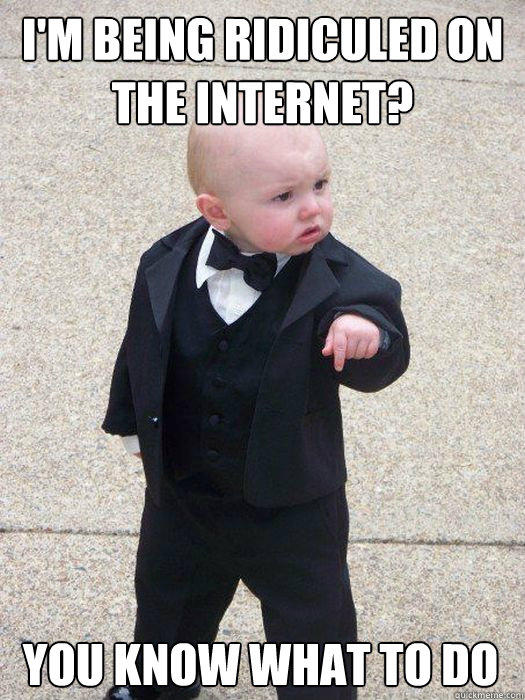 Mister J Moderator  sc 1 st  Know Your Meme & Baby Godfather | Know Your Meme