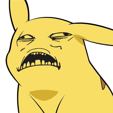Pikachu sweet jesus