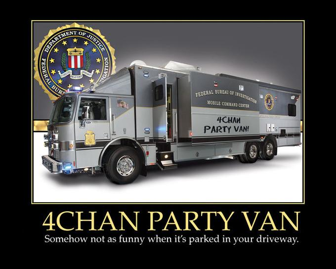 05b8e1f7d1 MENT OR IT FEDERAL BUREAU OF INV MOBILE COMMAND CENTER 4C.HAM PARTY VAN!