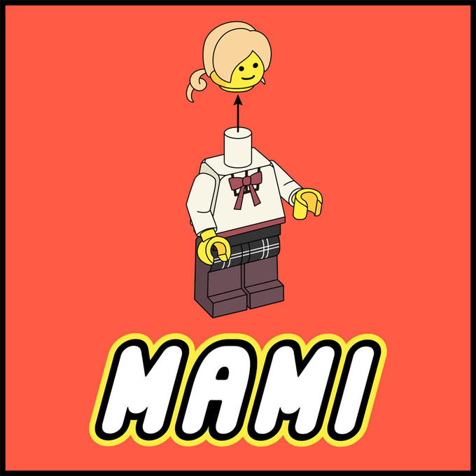 Headless Mami Know Your Meme