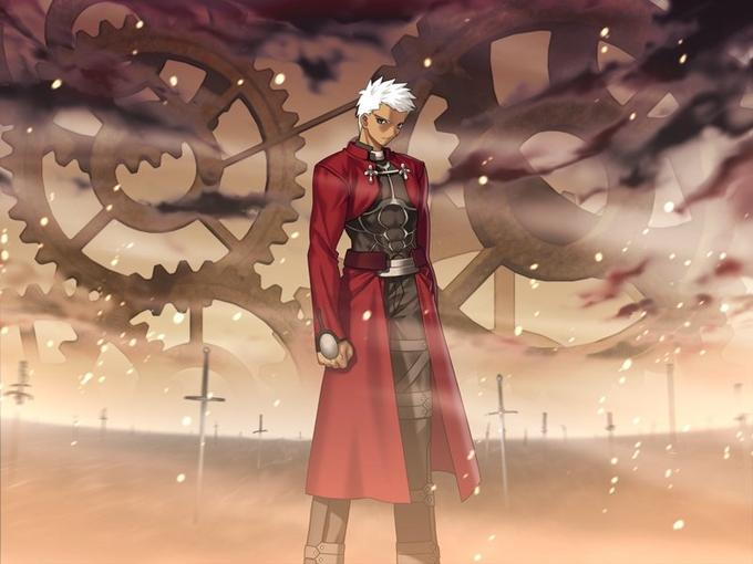 Unlimited Blade Works Know Your Meme