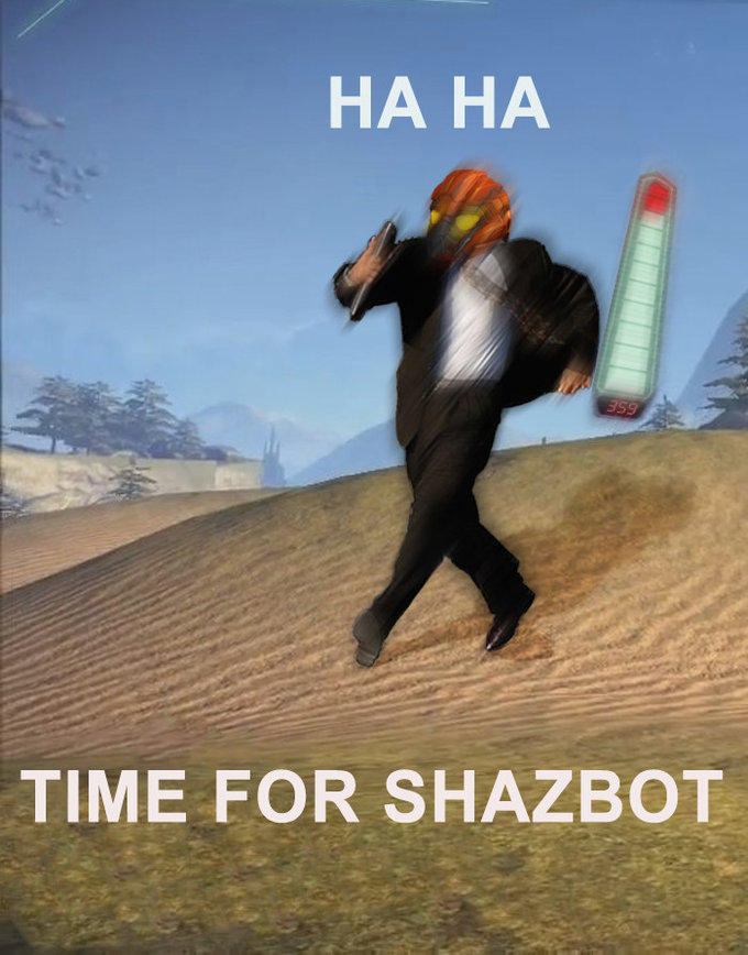Shazbot meaning