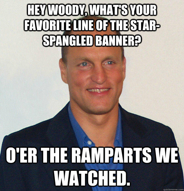 Woody Harrelson Reddit AMA | Know Your Meme