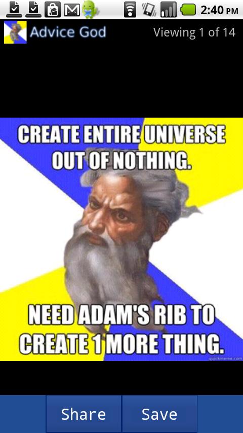 Advice God Know Your Meme