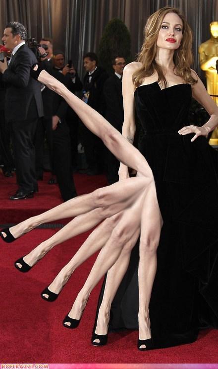 Angelina jolie foot fetish pic 124