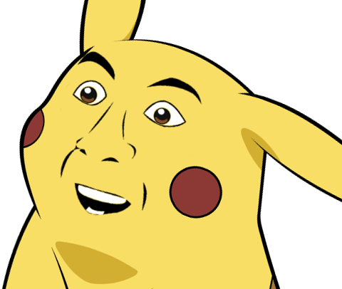 Image 265003 Give Pikachu A Face Know Your Meme