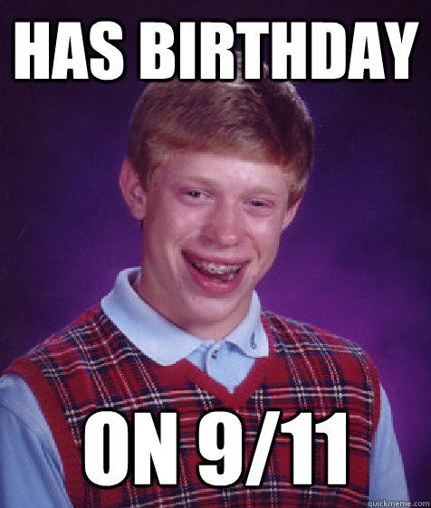 Image - 271214] | Bad Luck Brian | Know Your Meme