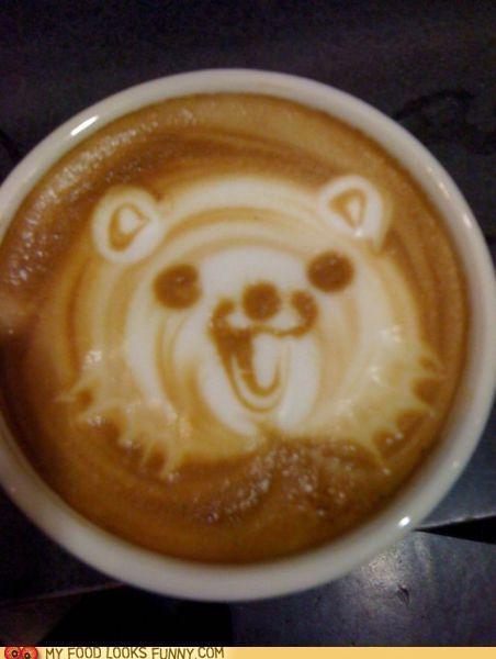 My Food Louks Funny Com Latte Coffee Espresso Latte Macchiato Latte Coffee Cappuccino Caffe Macchiato Cafe