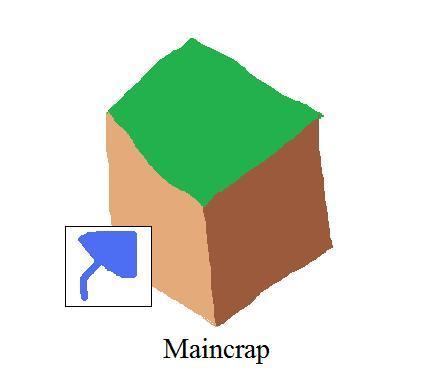 Minecraft | MS Paint Desktop Icons | Know Your Meme