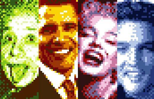 Image 278137 Pixel Art Know Your Meme