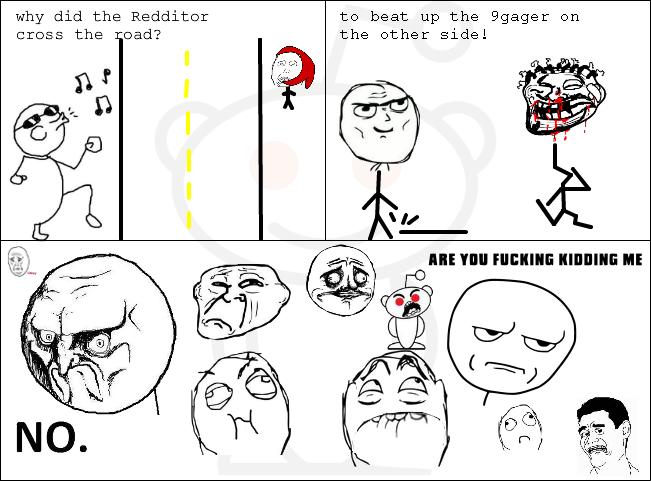 Image 279094 No Rage Face Know Your Meme