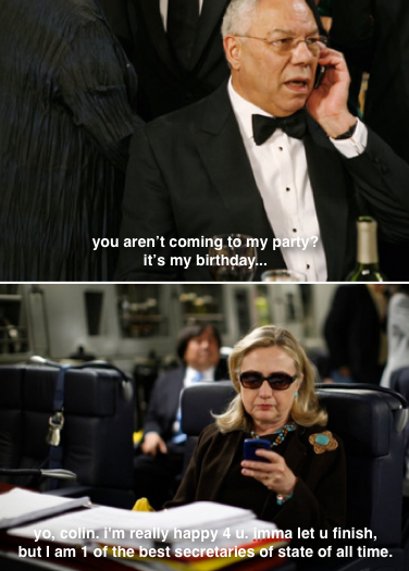 texts from hillary know your meme