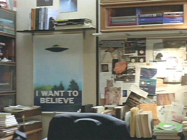 i want to believe know your meme