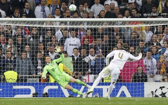 Sergio Ramos Penalty Kick FAIL   Know Your Meme