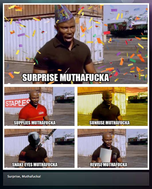 James Doakes Surprise Motherfucker Know Your Meme