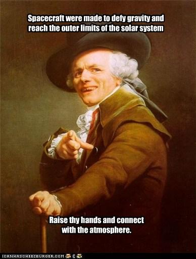 From The Window To The Wall Joseph Ducreux Archaic Rap Know Your Meme