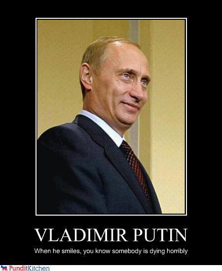 I Hope Is One Of My Enemies Vladimir Putin Know Your Meme